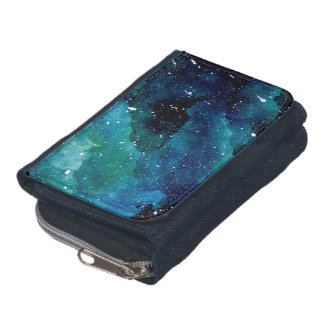 Emerald Galaxy Wallet