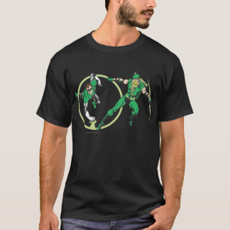 Emerald Gladiator & Emerald Archer T-Shirt