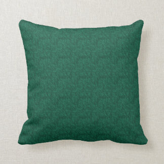 Emerald Green Accent Pillow