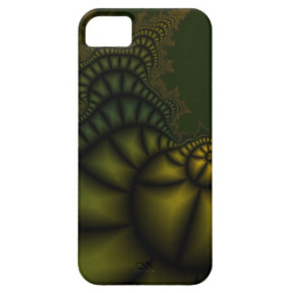 emerald green fractal case iPhone 5 cases