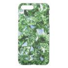 Emerald green geode crystal gemstone photo hipster iPhone 8 plus/7 plus case