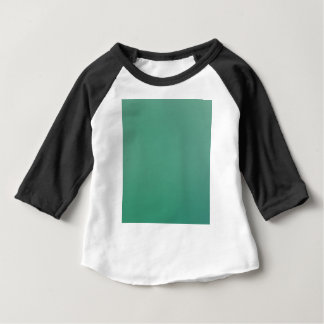 Emerald Green Plain Single Colour Product Item Baby T-Shirt