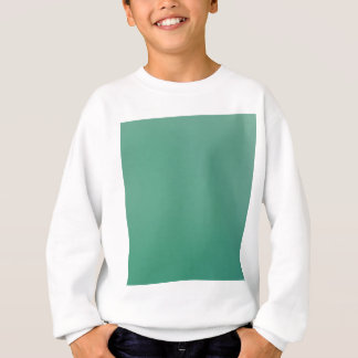 Emerald Green Plain Single Colour Product Item Sweatshirt