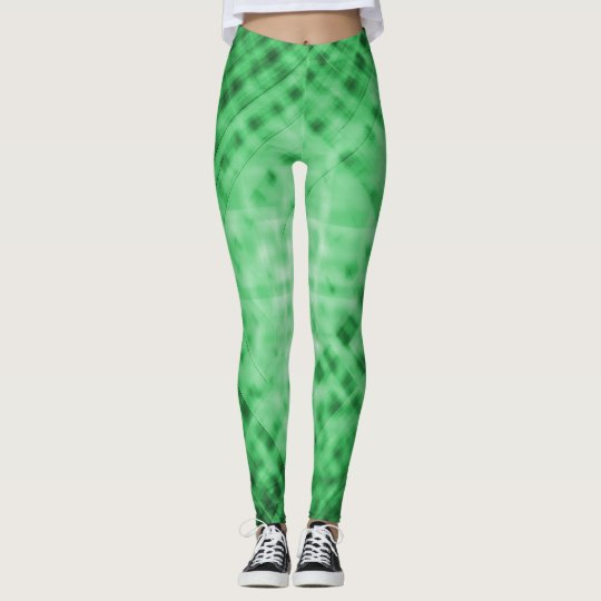 Emerald  Jeweltone Leggings