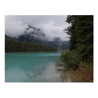 Emerald Lake B.C, Canada Postcard