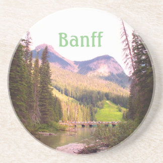 Emerald Lake, Banff, Canada Coaster