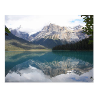Emerald Lake, British Columbia, Canada Postcard