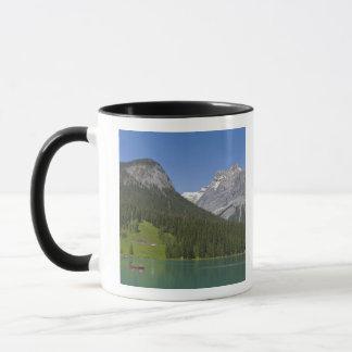 Emerald Lake, Canadian Rockies, British Mug