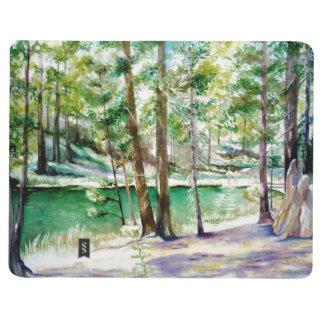 """Emerald Lake"" Pocket Notebook"