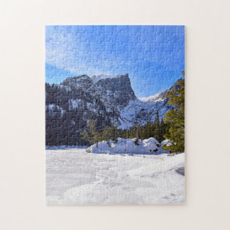 Emerald Lake - Rocky Mountain National Park Puzzle