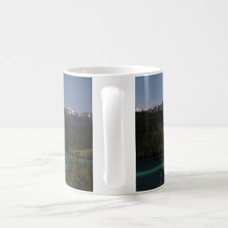 Emerald Lake Yukon Coffee Mug