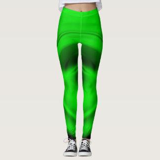 Emerald Lens Leggings