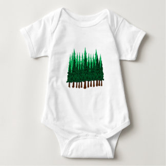 Emerald Love Baby Bodysuit