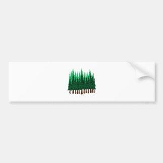 Emerald Love Bumper Sticker