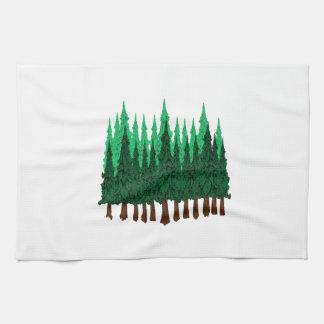 Emerald Love Kitchen Towel