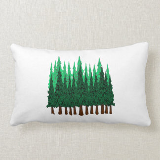 Emerald Love Lumbar Pillow