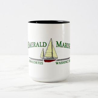 Emerald Marine Coffee Mug