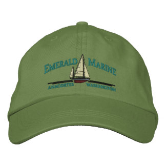 emerald marine hat