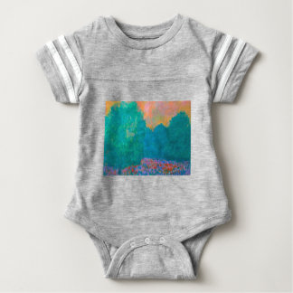 Emerald Mist Baby Bodysuit