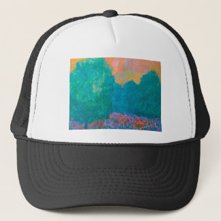 Emerald Mist Trucker Hat