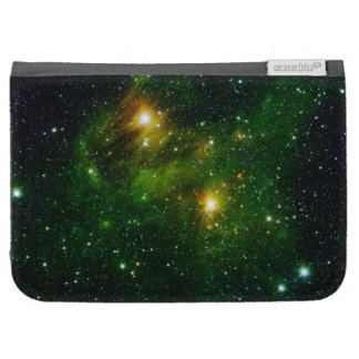 Emerald Nebula Cases For Kindle