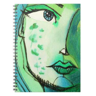 Emerald Notebooks