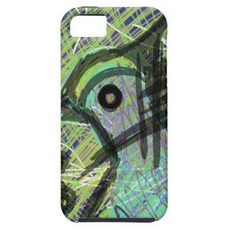 Emerald Phoenix iPhone 5 Covers