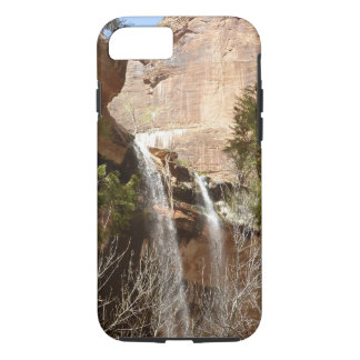 Emerald Pool Falls I from Zion National Park iPhone 8/7 Case