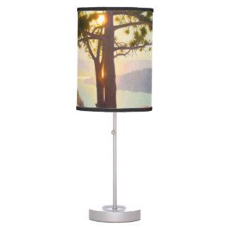 Emerald Rock Table Lamp
