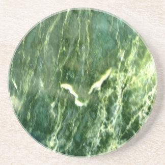 Emerald Seas Beverage Coaster