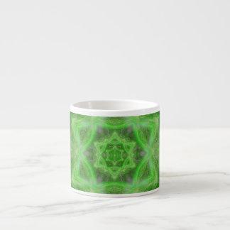 Emerald Star Mandala