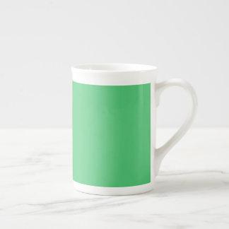 Emerald Tea Cup