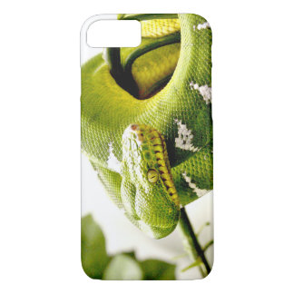 Emerald Tree Boa iPhone 7 Case