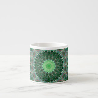 Emerald Turtle Mandala