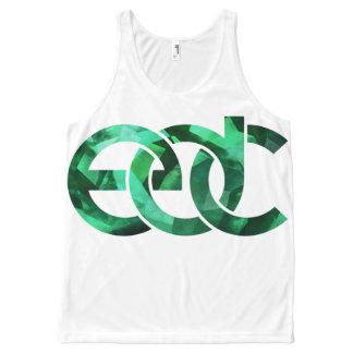 Emerald/white EDM
