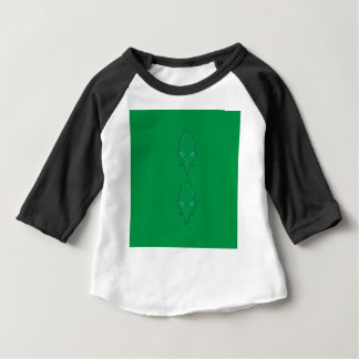 Emeralds green design baby T-Shirt