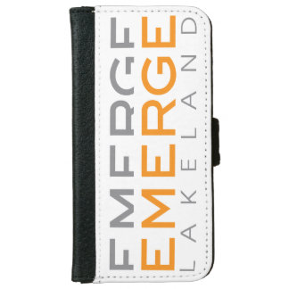 EMERGE iPhone 6/6S Wallet