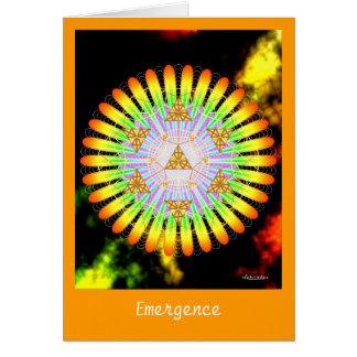 Emergence Card