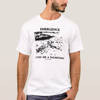 Emergence - Do You See A Dalmatian? T-Shirt