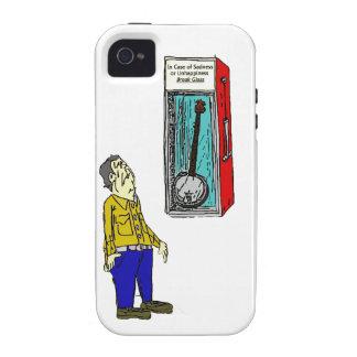 Emergency Banjo Vibe iPhone 4 Case