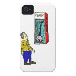 Emergency Banjo iPhone 4 Case