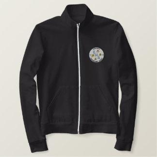 Emergency Management Agency Logo Embroidered Jacket