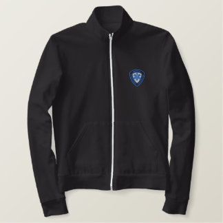 Emergency Med Tech Embroidered Jacket