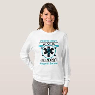 Emergency Medical Service Week Honoring EMS Worker T-Shirt