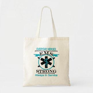 Emergency Medical Service Week Honoring EMS Worker Tote Bag
