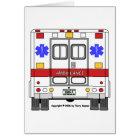 Emergency Medical Services Ambulance (EMS) Card
