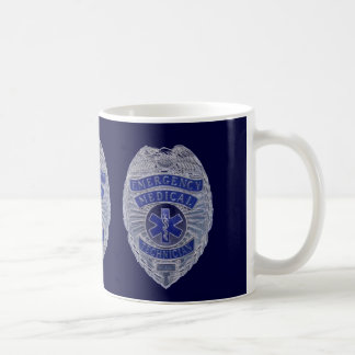 EMERGENCY MEDICAL TECHNICIAN COFFEE MUG