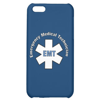 Emergency Medical Technician iPhone 5C Cover