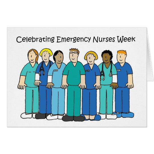Emergency Nurses Week Card