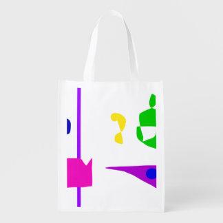 Emergency Reusable Grocery Bag
